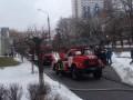 В Киеве произошел пожар в НАУ