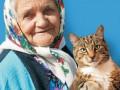 В Днепродзержинске задержаны активисты, которые клеили листовки с бабушкой и котом