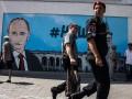 Крупные города оккупированного Крыма остались без электричества