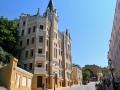 В старинном киевском замке будут сдавать комнаты