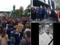 Итоги выходных: протесты в России, срыв концерта Бабкина и смерть на марафоне в Киеве