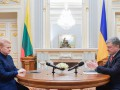 Чиновникам в Литве угрожают из-за позиции по Украине - Грибаускайте