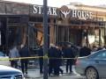 Почти полсотни человек пострадали при взрыве в кафе в Сербии
