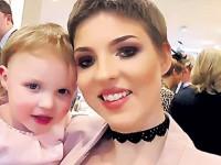 Больная раком британка пожертвовала собой ради рождения дочери