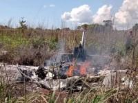 В Бразилии разбился самолет с футболистами
