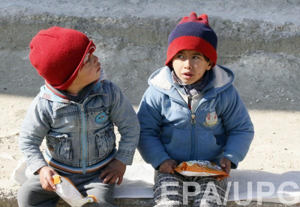 ООН: втечении следующего года вСирии убито 650 детей