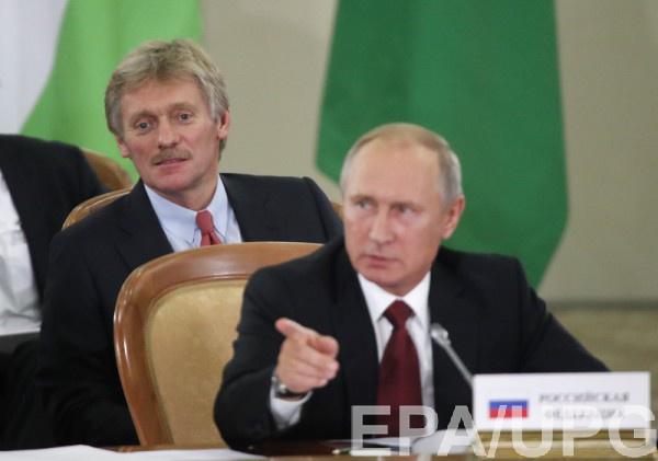 Кремль прокомментировал победу Зеленского
