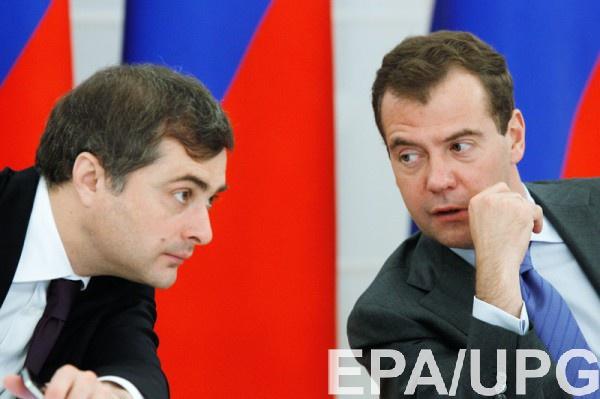 Сурков контролирует ситуацию в ОРДЛО через доверенных лиц