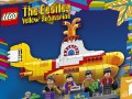 Lego выпустили конструктор Yellow Submarine The Beatles