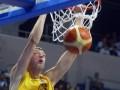 Украина потратит треть миллиарда бюджетных гривен на строительство баскетбольных баз