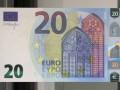 ЕС ввел в обращение новую банкноту номиналом 20 евро