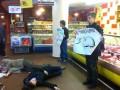В киевских супермаркетах состоялся ряд флешмобов