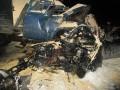В Киевской области столкнулись ЗИЛ и BMW, погибли четверо