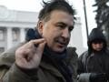 Появилось видео, как Саакашвили отказался брать повестку