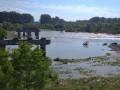 Стихия на Буковине смыла аварийный мост