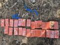 Военный с сообщниками торговал тротилом и детонаторами