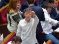 Глава КСУ Шаптала обвинила Ляшко в клевете и давлении