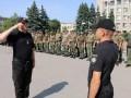 Полиция усилила патрули в городах Донбасса