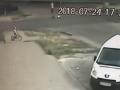 ДТП в Черкассах с семьей полицейского: появилось видео трагедии