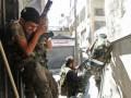 Под Дамаском идут ожесточенные бои, более 40 убитых