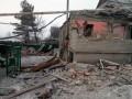 Появились фото последствий обстрелов жилых кварталов Авдеевки