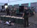 На западной границе Украине раскрыли крупную табачную аферу