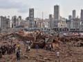За взрыв в порту в Бейруте задержаны 16 человек