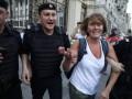 Разгон митинга в Москве: Журналистку Reuters вызвали в военкомат повесткой с мужским именем