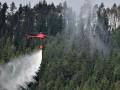 Швеция просит у НАТО помощи в тушении пожаров