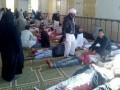 Теракт в Египте: от взрыва в мечети погибли десятки людей