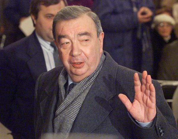 Евгений Примаков был премьер-министром РФ в 1998-1999 годах