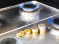 Импортный газ подешевел за месяц почти на $20