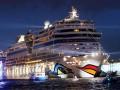 Самый роскошный лайнер ушел в круиз (ФОТО)