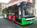 В Польше вышел на маршрут украинский электроавтобус