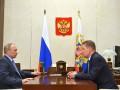 Глава Газпрома отчитался перед Путиным по Турецкому потоку