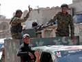 Сирийские курды покидают спорные территории