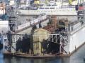 В Крыму затонул плавучий док с подлодкой – СМИ