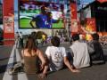 Киевскую фан-зону с начала Евро посетили 1,2 млн болельщиков