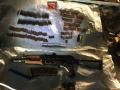 В Мариуполе изъяли оружие, похищенное из отдела полиции в Луганске
