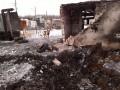 Обстрел Авдеевки: в штабе АТО показали фото последствий