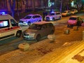 В центре Киева подрезали мужчину