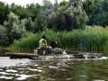 В Сети показали, как украинская бронетехника форсирует реки