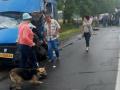 Возле Переяслав-Хмельницкого разбились два микроавтобуса