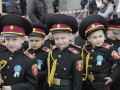 Маленькие офицеры. Как курсанты готовятся к параду 9 мая в Киеве
