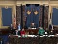 Сенат США оправдал Трампа по делу об импичменте