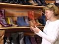 Россиянам предлагают покупать отечественную обувь из-за