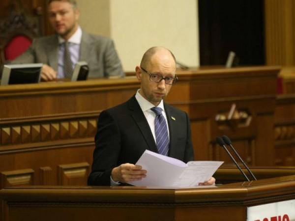 Борьбу скоррупцией навсе 100%  профинансировали,— Яценюк