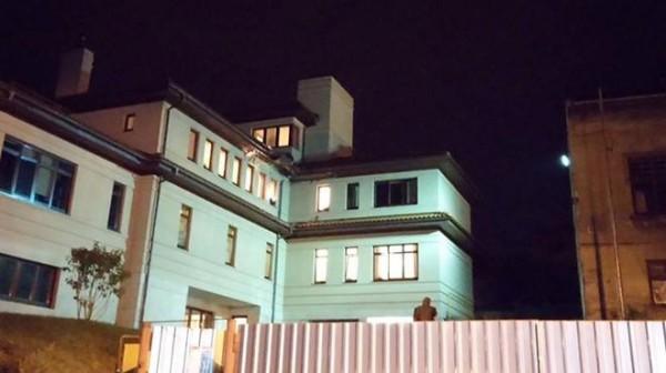 Во Львове обстреляли дом мэра Садового