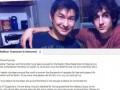 Страница в поддержку Джохара Царнаева собрала тысячи подписчиков