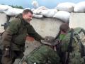 Террорист Захарченко засветился на обстрелах сил АТО